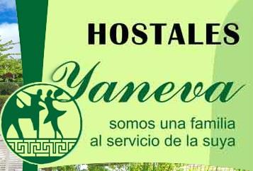 HOSTALES YANEVA logo